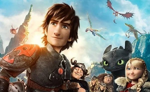 Movie Review – How to Train Your Dragon 2 (2014)