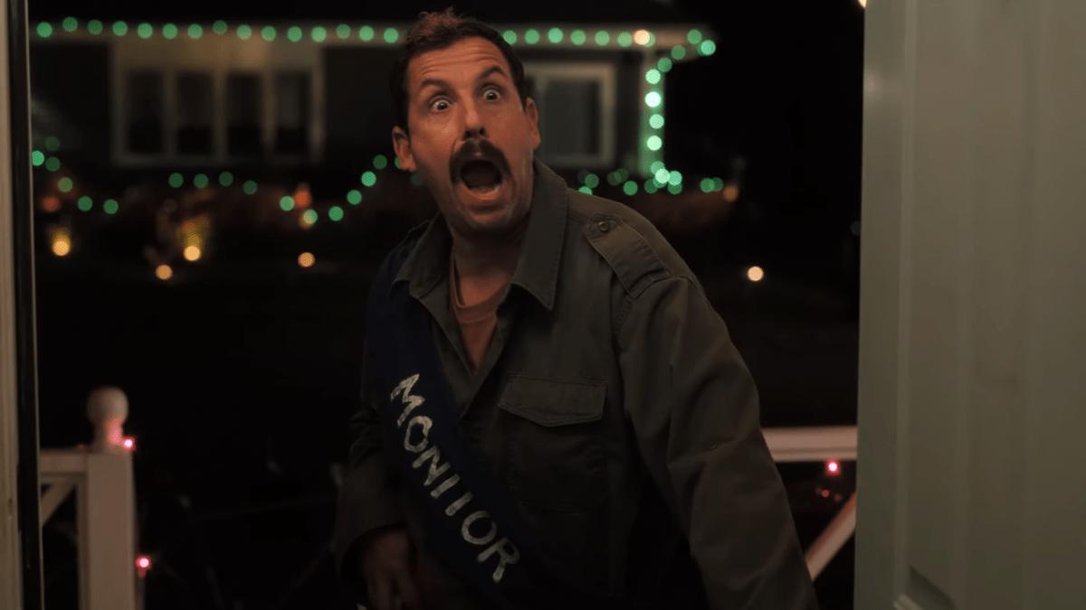 Adam Sandler S Hubie Halloween Gets A New Trailer And Poster