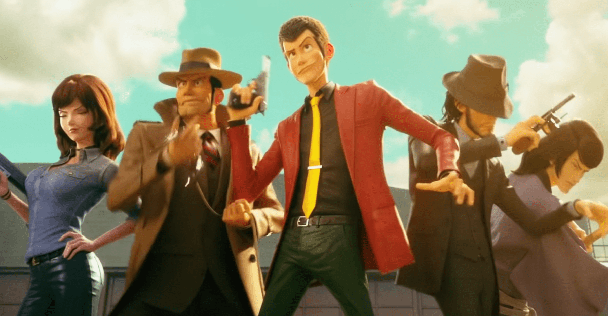 Lupin III: The First gets an English-language trailer