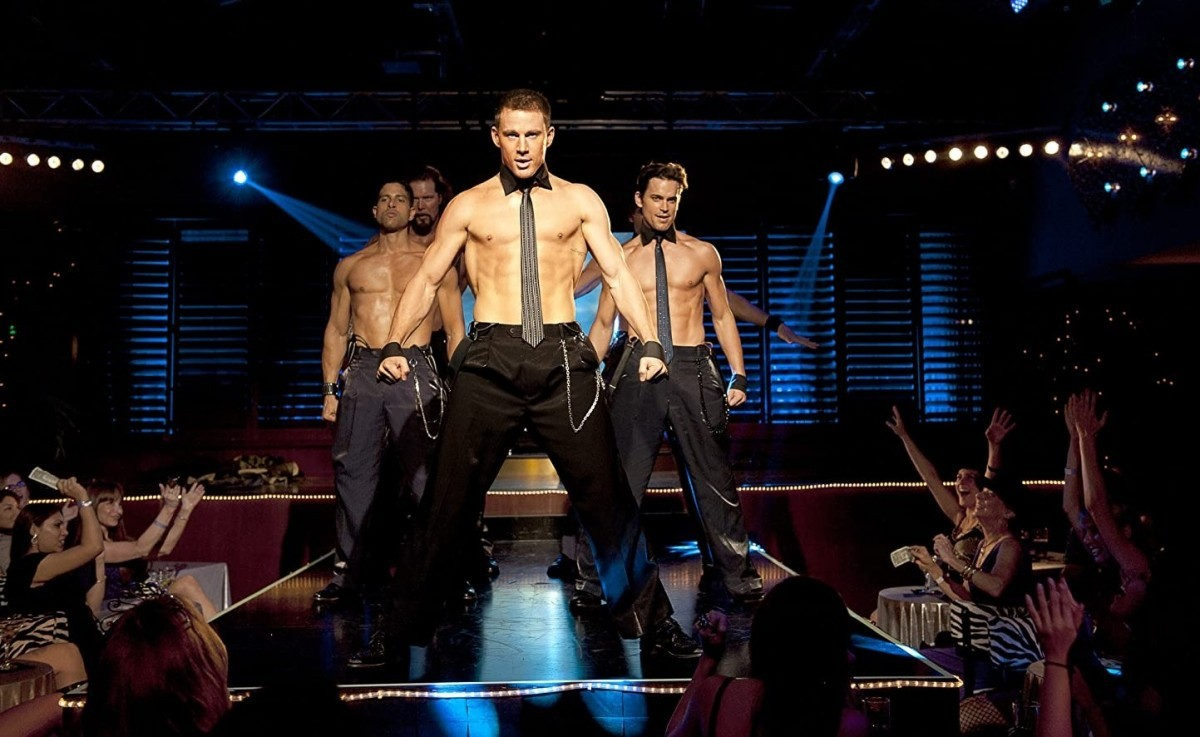 Movie Review – Magic Mike (2012)