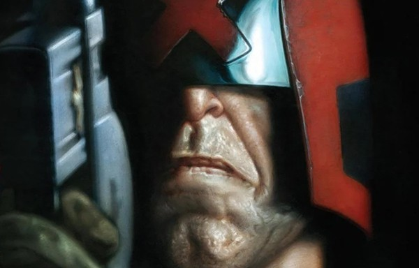Comic Book Review – Judge Dredd Megazine #424