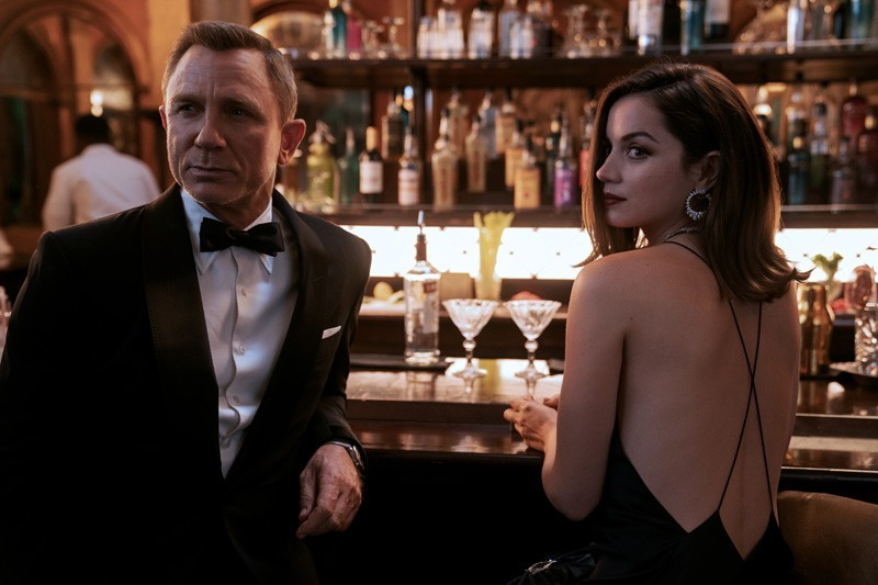 Bond is back with new trailer and images for No Time to Die