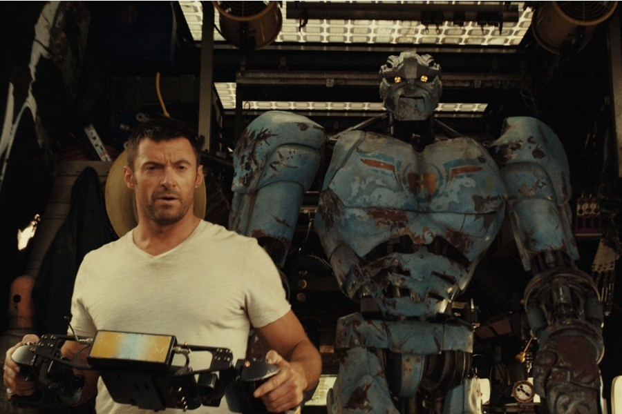 Movie Review – Real Steel (2011)