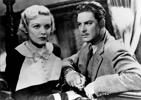 Robert-Donat-Madeleine-Carroll-The-39-Steps-600x427