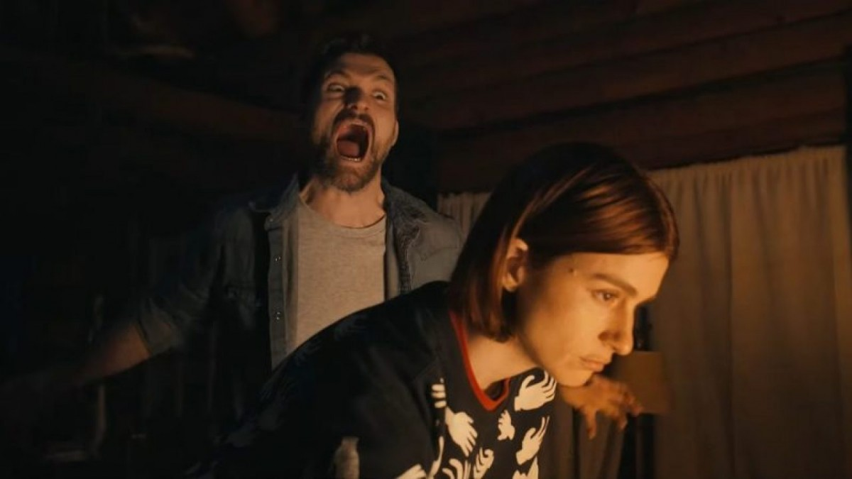 New trailer for horror-comedy Scare Me starring Josh Ruben and Aya Cash