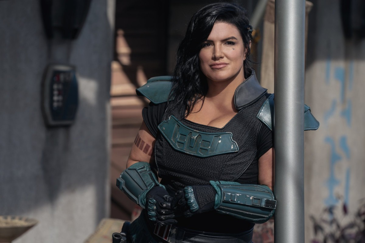 Some of The Mandalorian season 2 casting rumours aren't true says Gina Carano