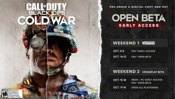 Call Of Duty Black Ops Cold War Multiplayer Revealed