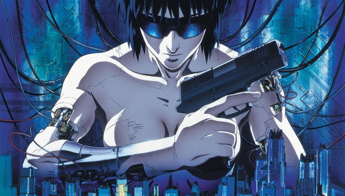 4k Blu Ray Review Ghost In The Shell 1995