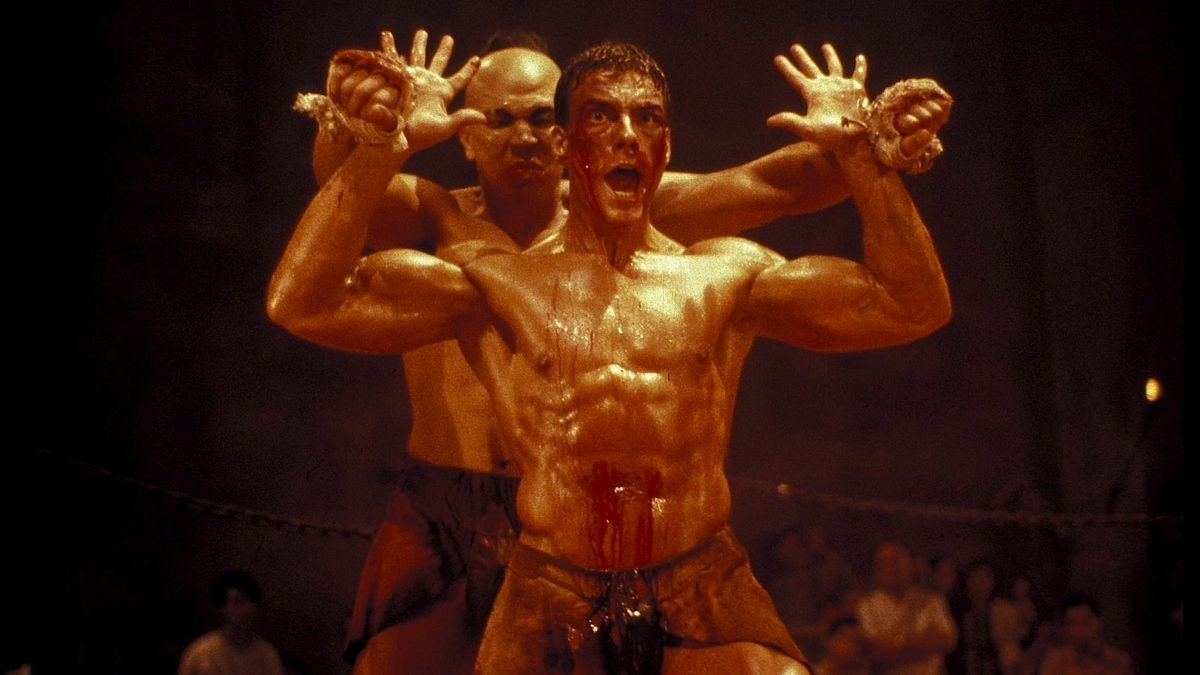 Enter The Muscles from Brussels: The Jean-Claude Van Damme Tournament Fight Film