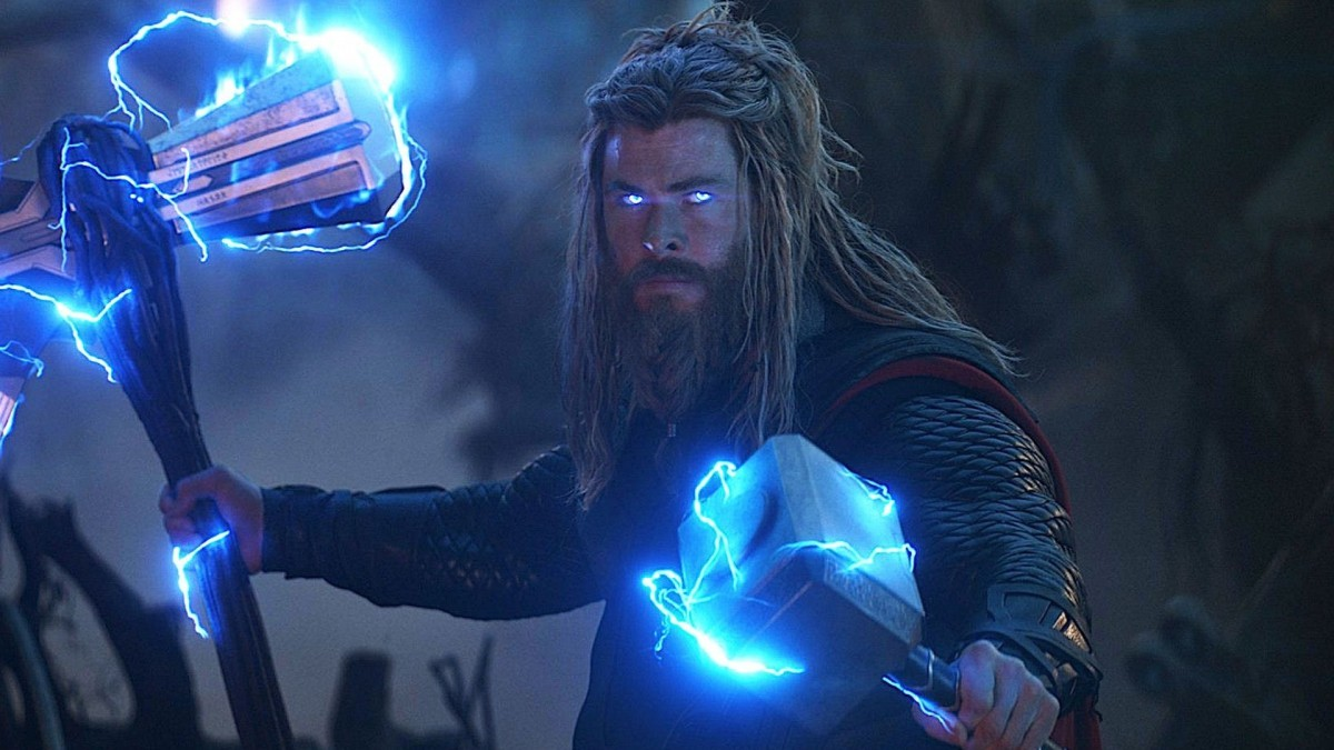 Chris Hemsworth says Thor: Love and Thunder won't be his last time in the role