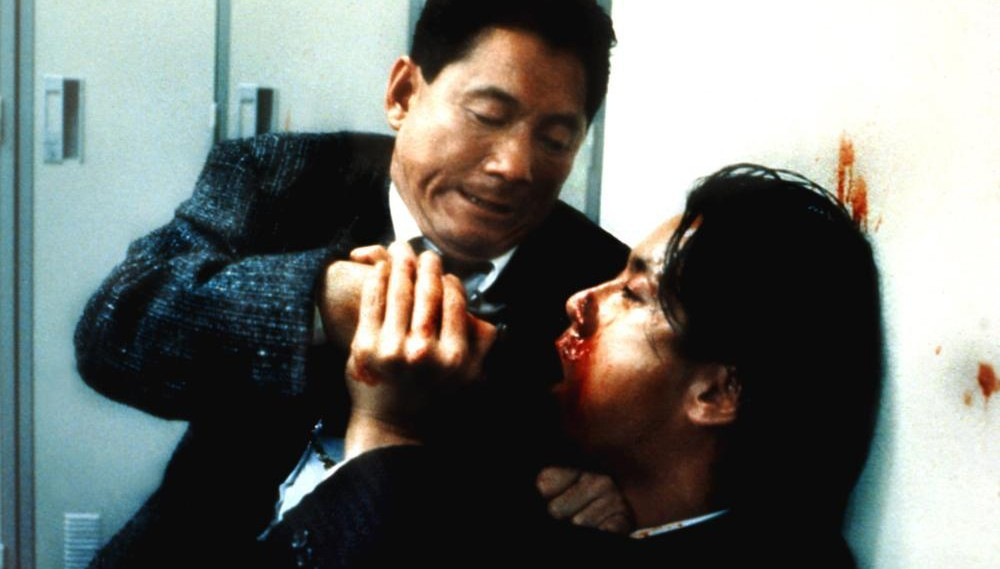 The Defining Works of Takeshi Kitano
