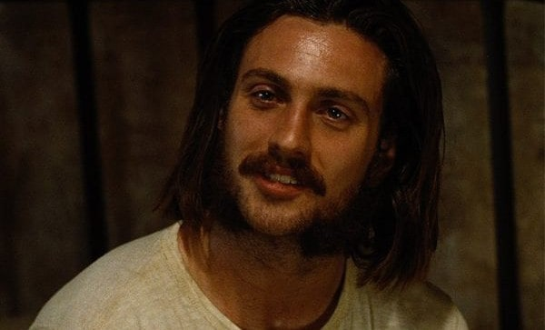 Aaron Taylor-Johnson boards the assassin-filled Bullet Train