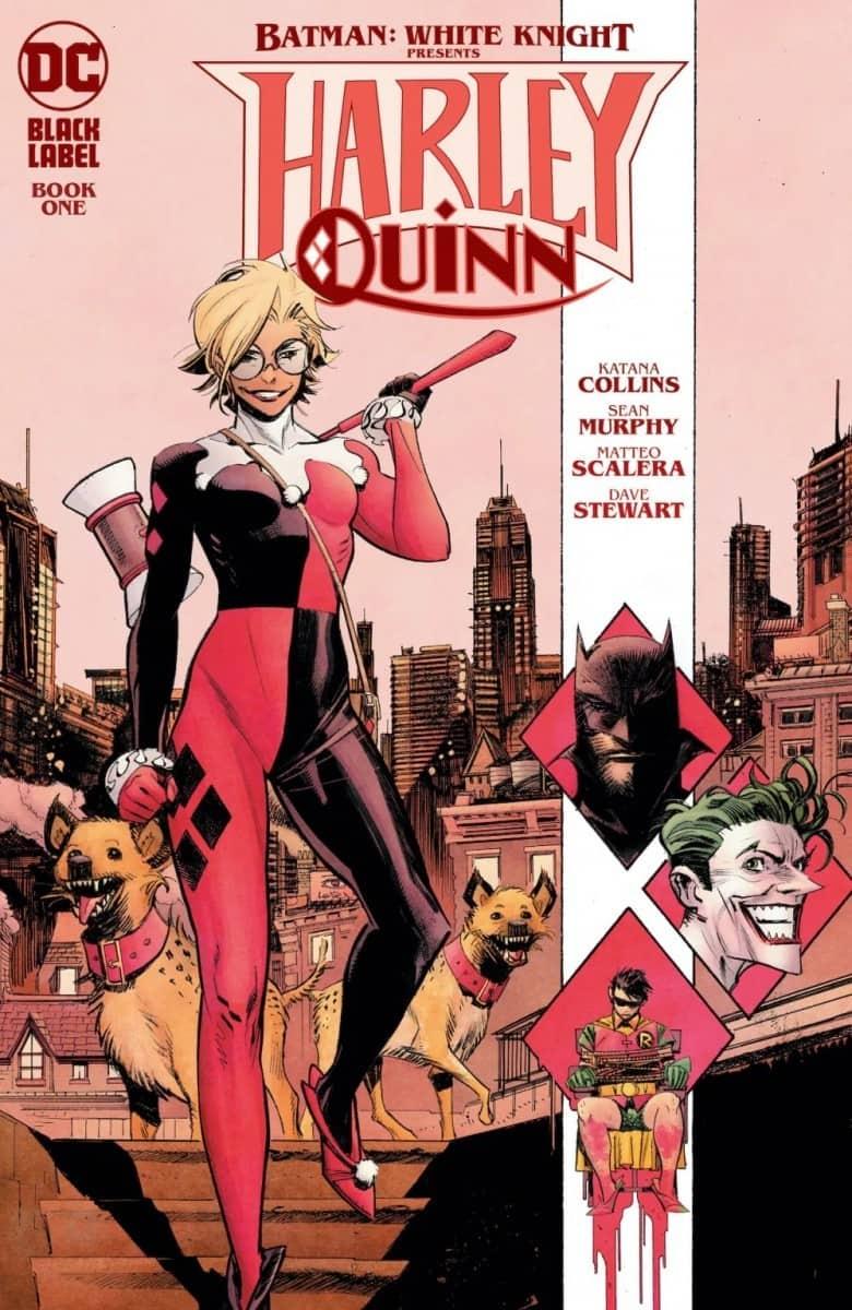 Comic Book Preview Batman White Knight Presents Harley Quinn 1