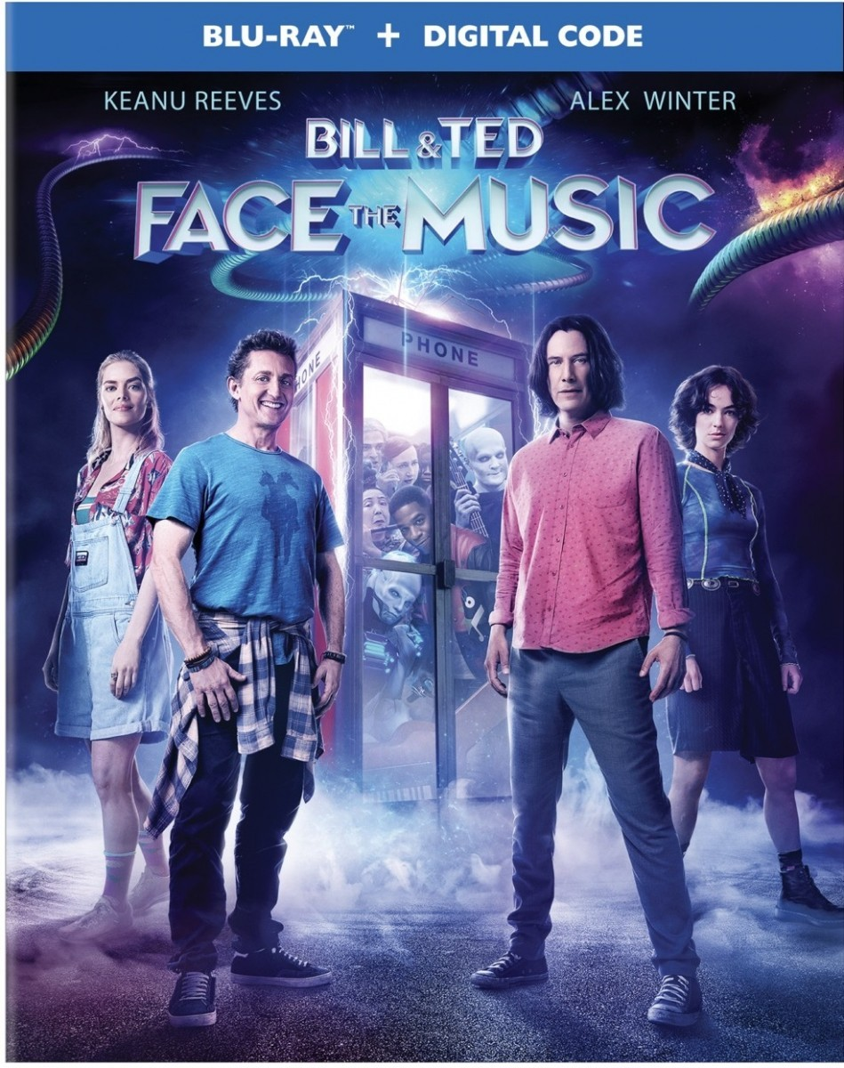 Bill Ted Face the Music Blu-ray and DVD details and special features revealed