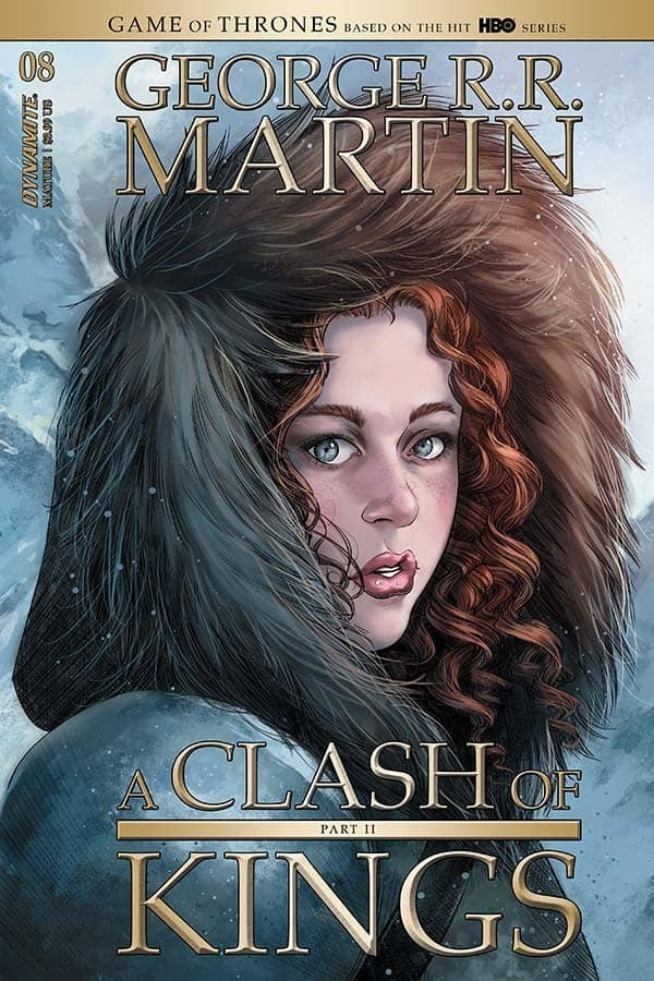 Comic Book Preview – George R.R. Martin's A Clash of Kings #8