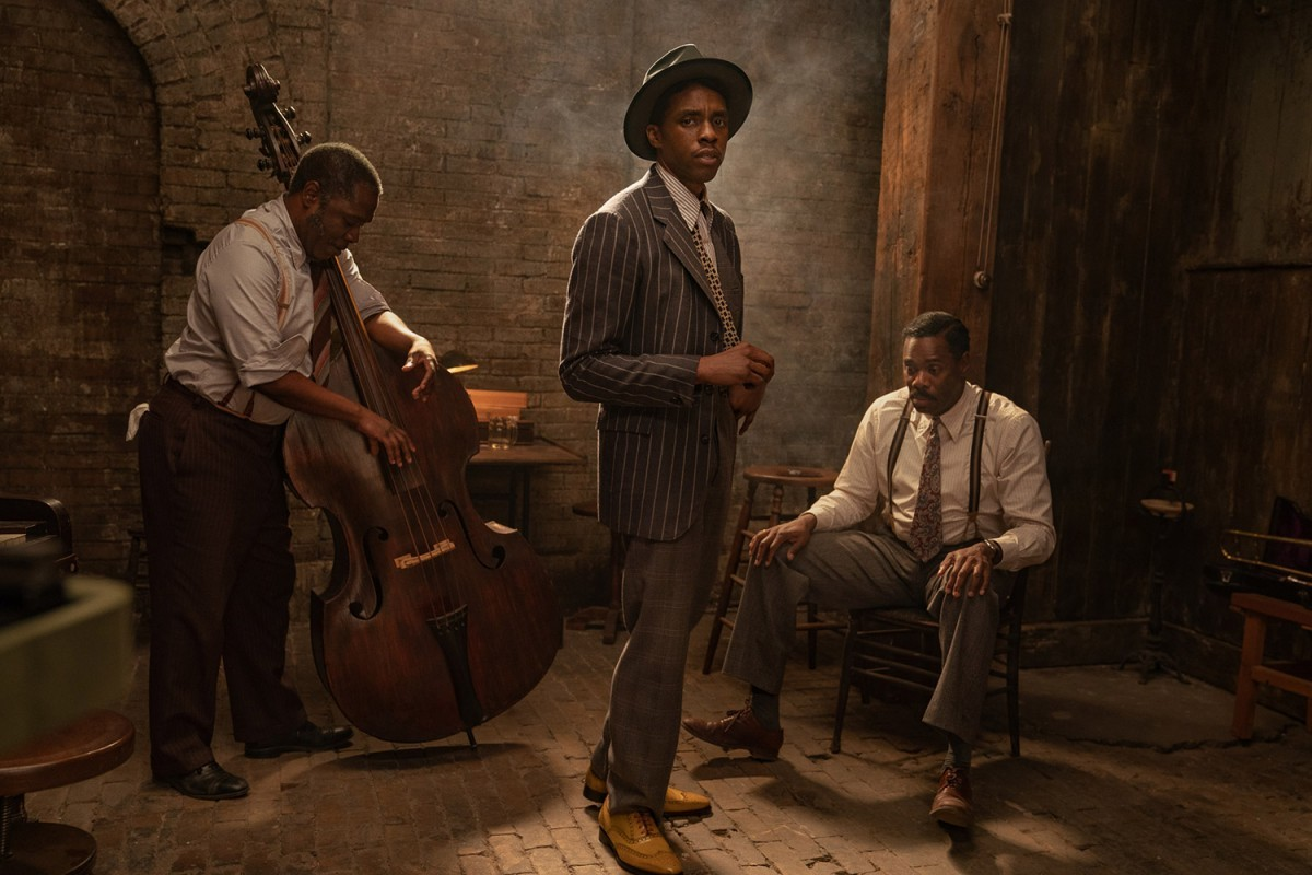 Netflix to campaign for the late Chadwick Boseman as Best Actor in Ma Rainey's Black Bottom