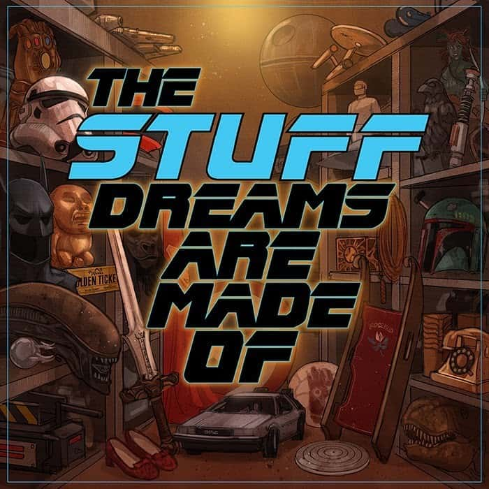 Exclusive Interview – David Mandel and Ryan Condal from The Stuff Dreams Are Made Of Podcast