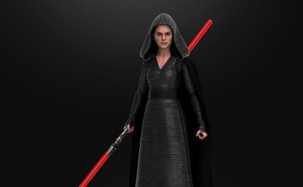 Star Wars: The Black Series action figures reveals including Dark Side Rey, Mandalorian Armorer, Jar Jar Binks and more