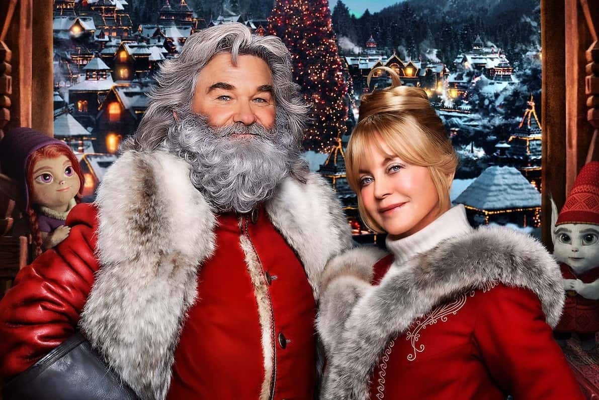 Netflix releases trailer for The Christmas Chronicles 2