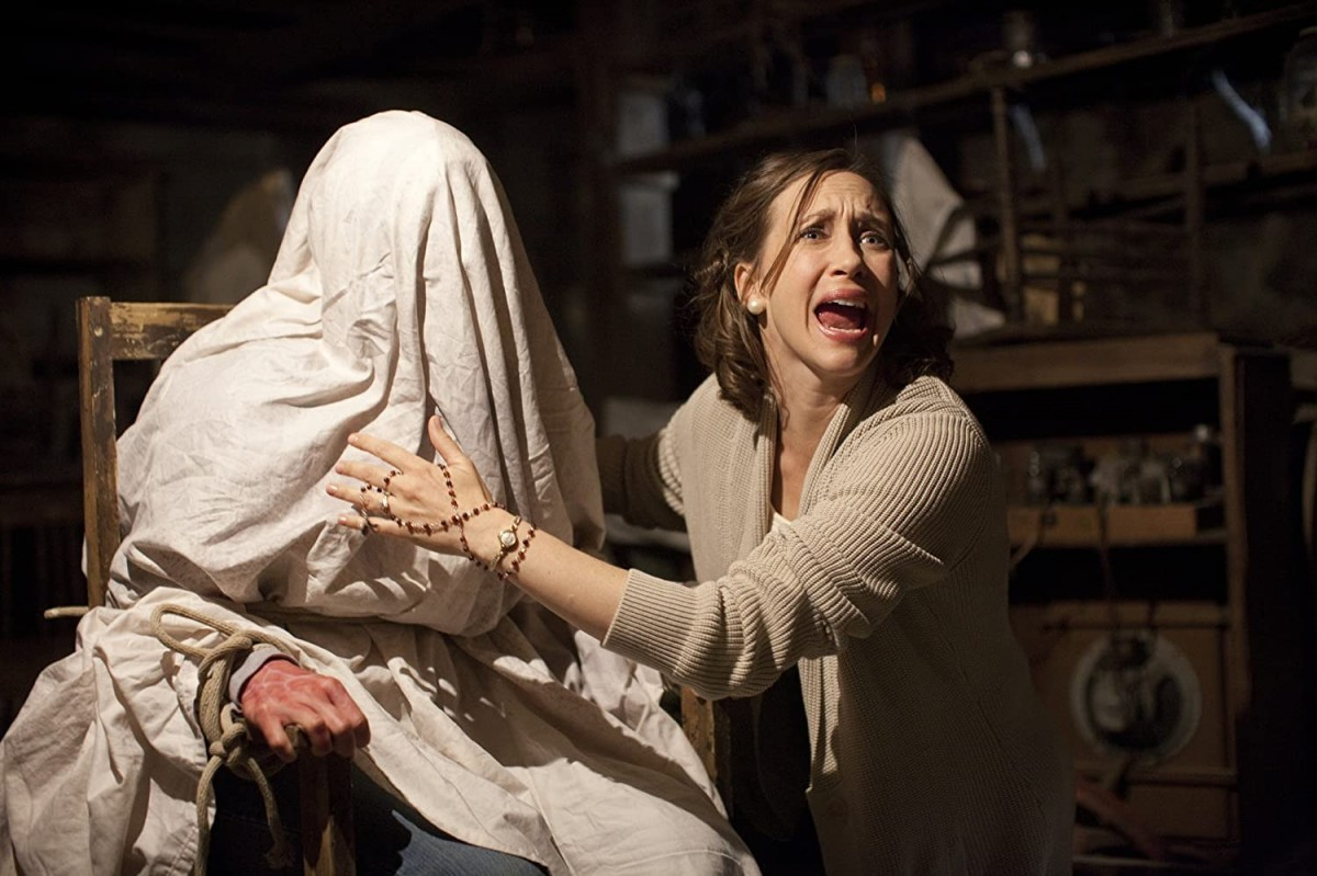 Movie Review - The Conjuring (2013)