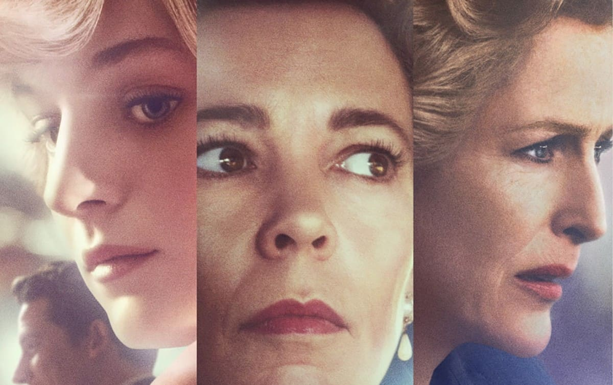 The Crown gets a batch of season 4 character posters
