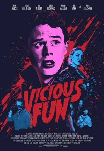 Vicious-Fun-movie-film-comedy-horror-Canadian-2020-poster