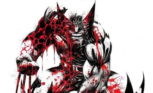 Wolverine-Black-White-and-Blood