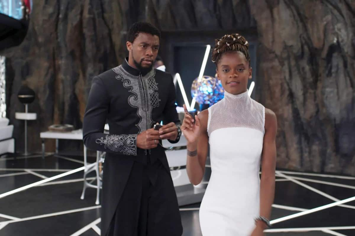 Black Panther's Letitia Wright doesn't even want to think about a sequel