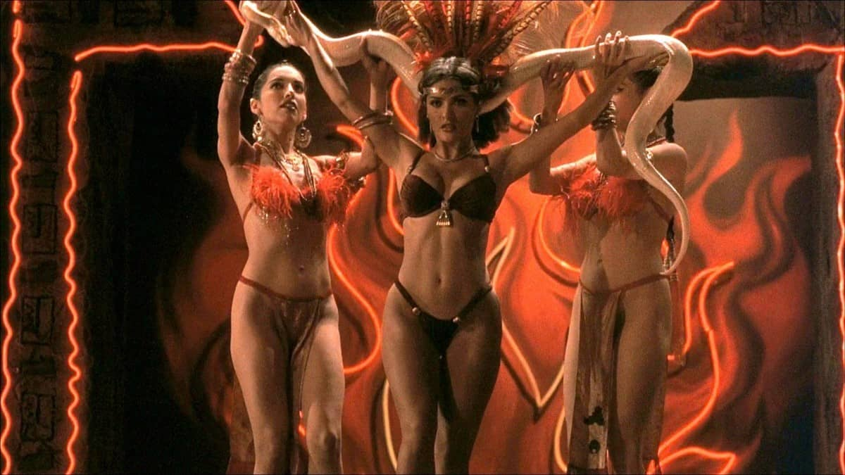Movie Review – From Dusk Till Dawn (1996)