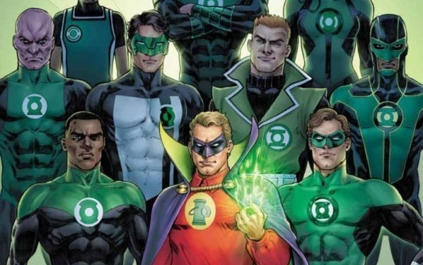 HBO Max's Green Lantern series gets the official green light, characters revealed