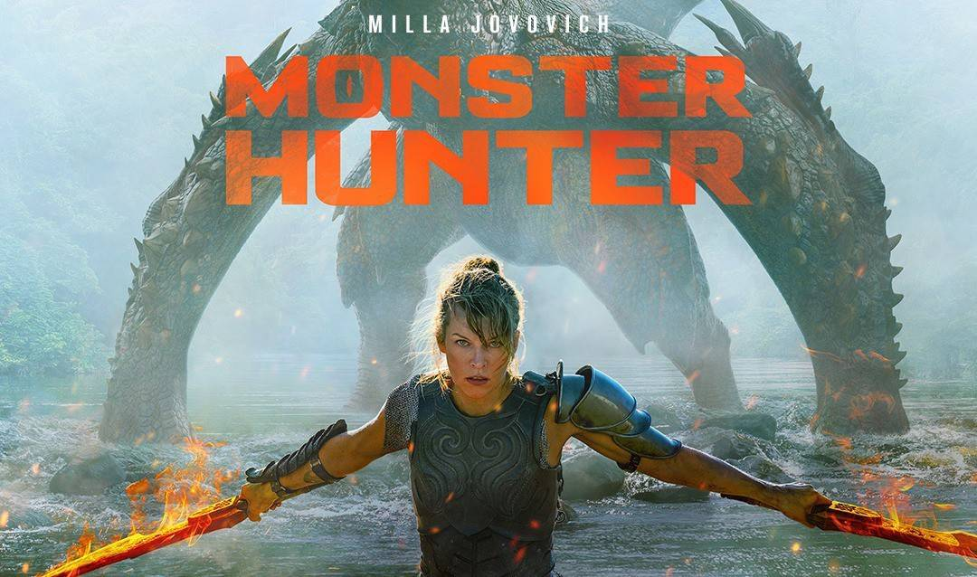 Milla Jovovich stars in first trailer for Monster Hunter movie
