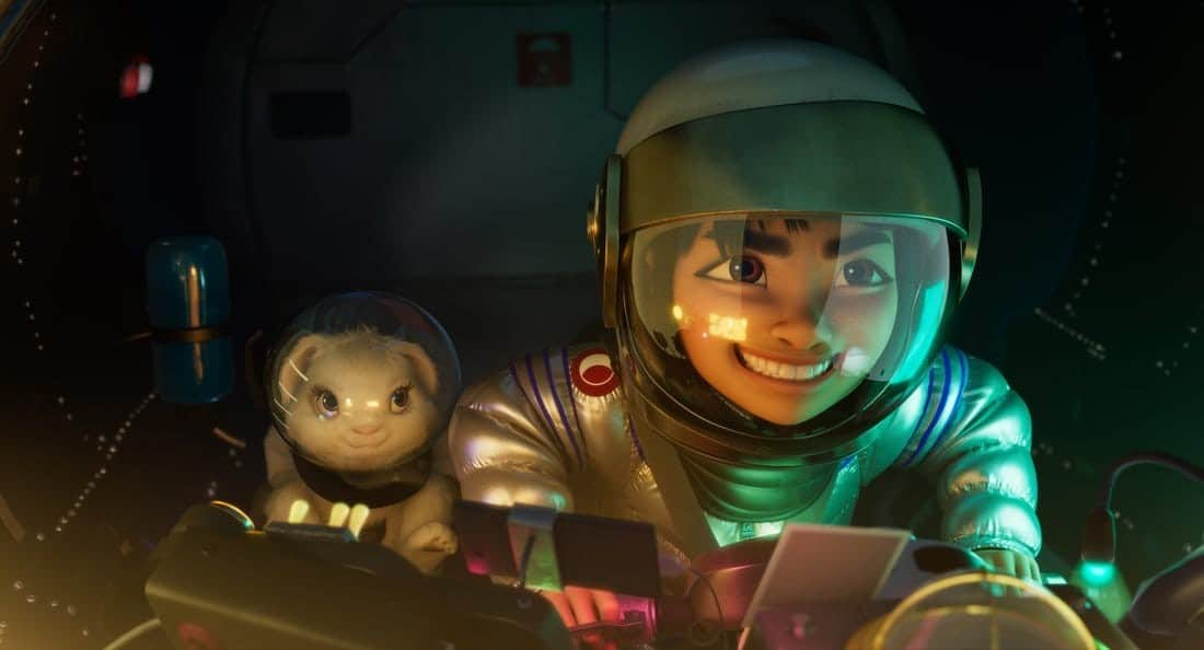 Movie Review – Over the Moon (2020)