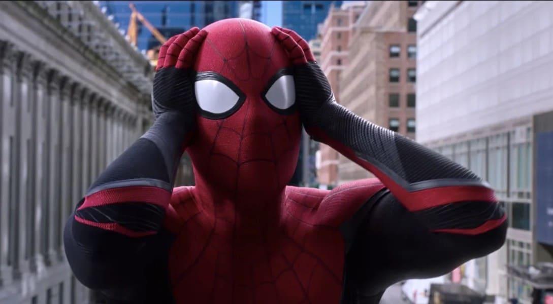 Spider Man 3 Tom Holland