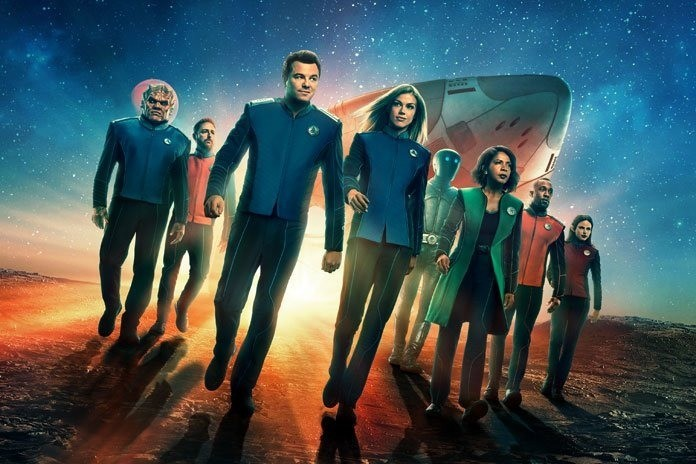 Seth MacFarlane confirms that work is continuing on The Orville season 3