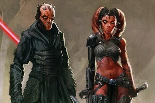 Darth-Maul-And-Darth-Talon-Star