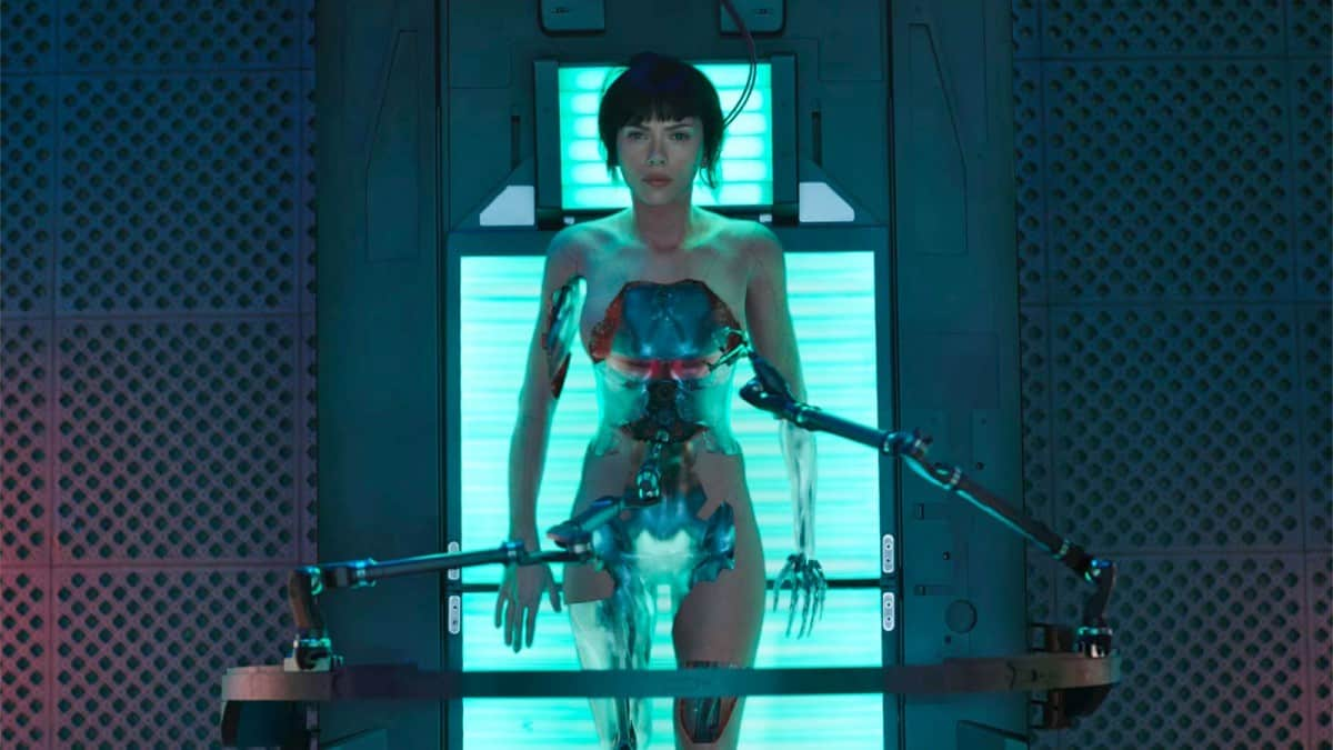 Movie Review – Ghost In The Shell (2017)