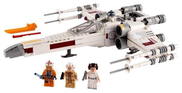 LEGO-Star-Wars-Luke-Skywalkers-X-Wing-Fighter-75301-3-600x308