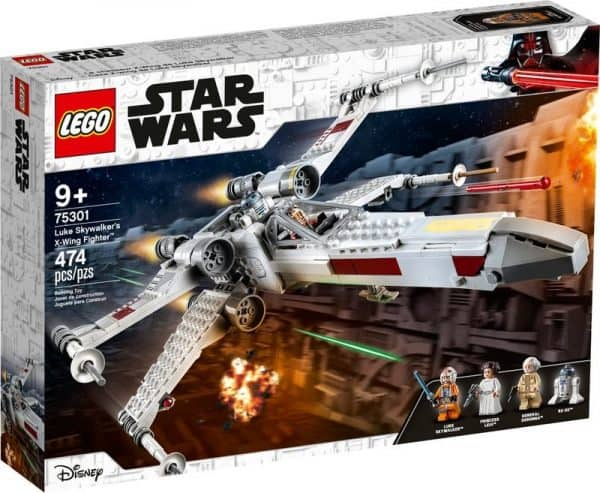 LEGO-Star-Wars-Luke-Skywalkers-X-Wing-Fighter-75301-600x493