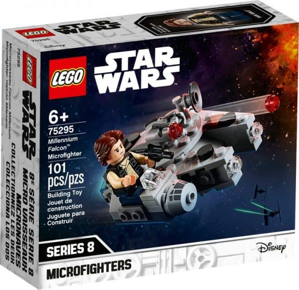 LEGO-Star-Wars-Millennium-Falcon-Microfighter-75295-600x582