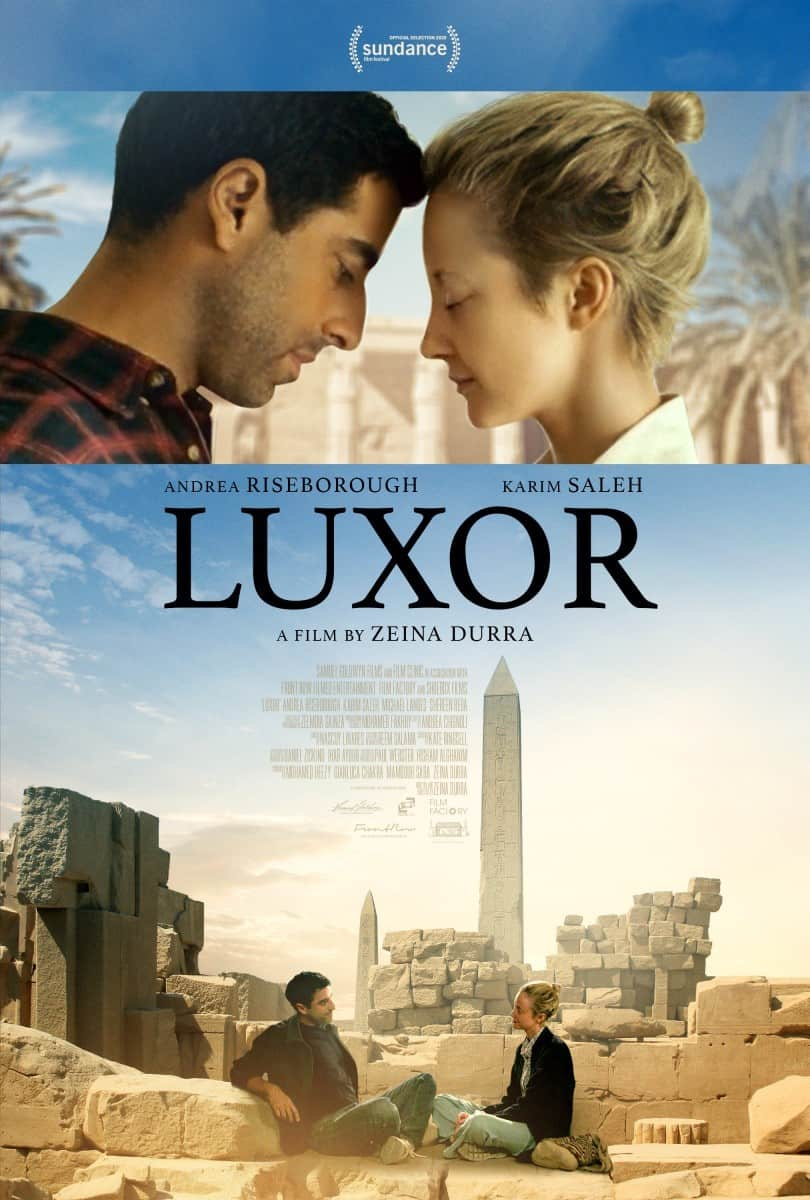 Luxor-poster