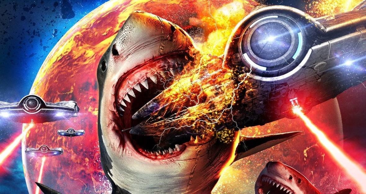 Shark Encounters of the Third Kind trailer teams Aliens with Sharks