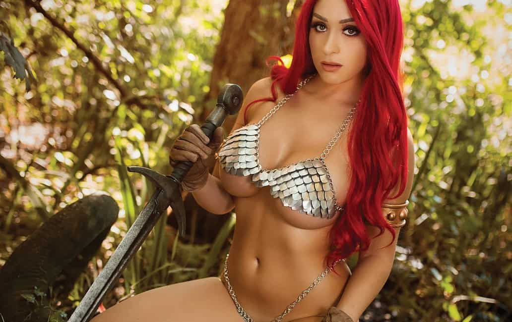 Dynamite announces Red Sonja multiverse event Sonjaversal