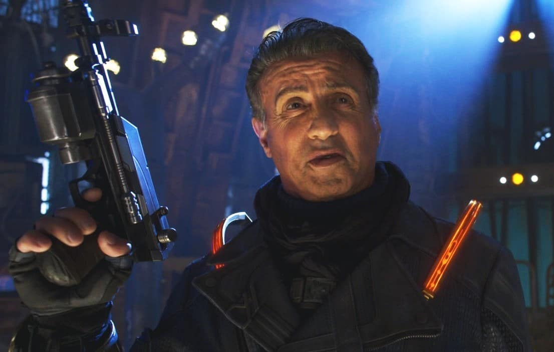 Sylvester Stallone joins James Gunn's The Suicide Squad