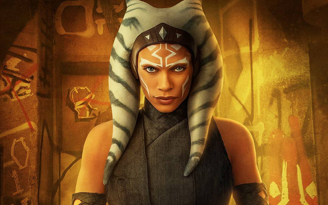 Ahsoka voice actress reacts to character's live action Star Wars debut