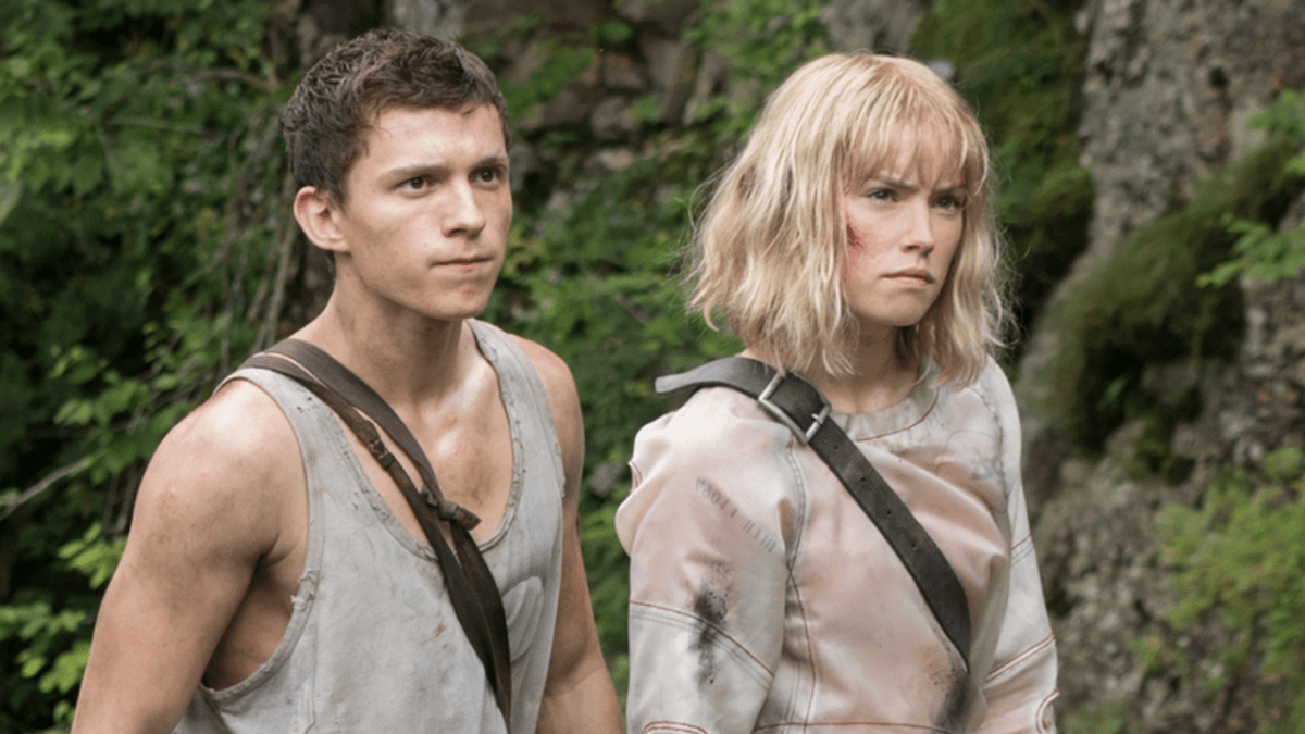 Movie Review - Chaos Walking (2021)