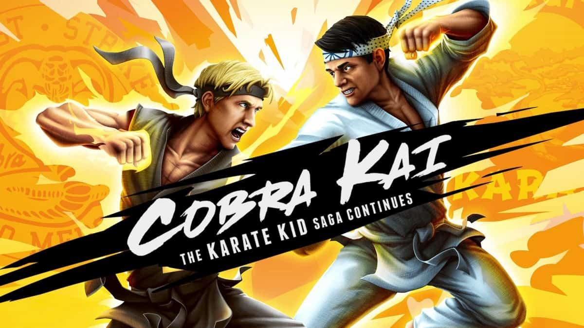Video Game Review – Cobra Kai: The Karate Kid Saga Continues on Nintendo Switch