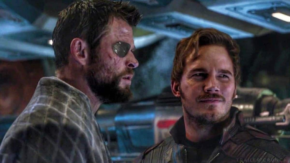 Star-Lord joins Thor: Love and Thunder