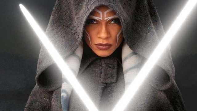 Ahsoka  Mandalorian The wields Tano her dual on lightsabers