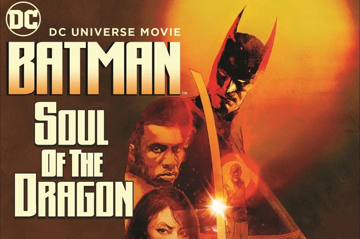 Movie Review - Batman: Soul of the Dragon (2021)