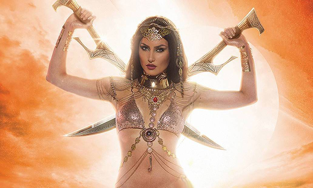 Dynamite's Red Sonja, Vampirella and Dejah Thoris Cosplay covers for March 2021 revealed
